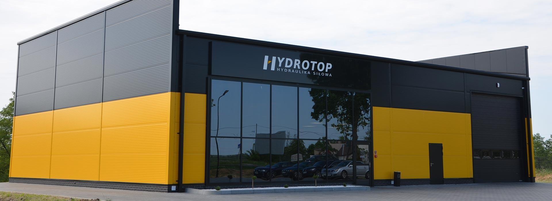 hydrotop - siedziba firmy