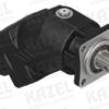 Pompa tłoczkowa skośna, dwukierunkowa, ISO, wieloklinowy, 350-250bar, 23-125L