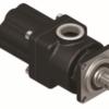 Pompa tłoczkowa prosta, dwukierunkowa, ISO, wieloklinowy 350-300 bar, 20-60L