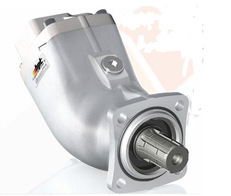 Pompa tłoczkowa skośna HPTL aluminiowa DIN, 250 bar, wieloklin, 40-64